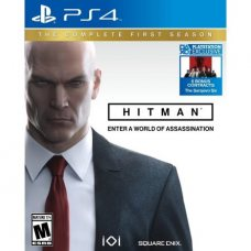 Hitman: The Complete First Season SteelBook Edition (PS4) RUS SUB