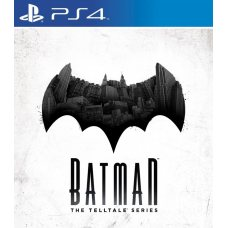 Batman: The Telltale Series (PS4) RUS SUB