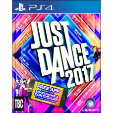Just Dance 2017 (PS4) RUS