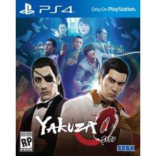 Yakuza 0 (PS4) ENG