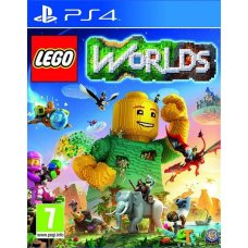 LEGO Worlds (PS4) RUS