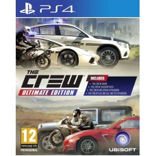 The Crew Ultimate Edition (PS4) RUS