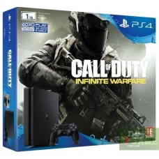 Sony PlayStation 4 Slim 1TB + Call of Duty: Infinite Warfare