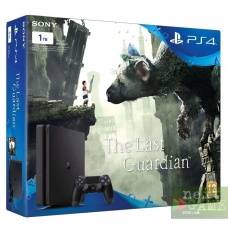 Sony PlayStation 4 Slim 1TB + The Last Guardian