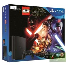 Sony PlayStation 4 Slim 1TB + LEGO Star Wars: The Force Awakens