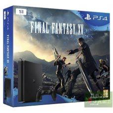 Sony PlayStation 4 Slim 1TB + Final Fantasy XV