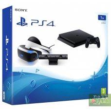 Sony PlayStation 4 Slim 1TB + PlayStation VR + Камера
