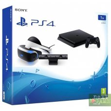 Sony PlayStation 4 Slim 1TB + PlayStation VR + Камера