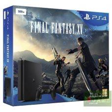 Sony PlayStation 4 Slim 500GB + Final Fantasy XV
