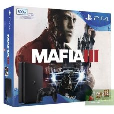 Sony PlayStation 4 Slim 500GB + Mafia III