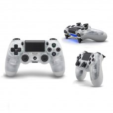 Джойстик DualShock 4 Crystal (Version 2) (PS4)