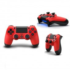 Джойстик DualShock 4 Red (PS4)