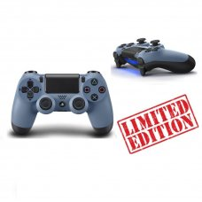 Джойстик DualShock 4 Grey Blue/Uncharted 4 Edition (PS4)