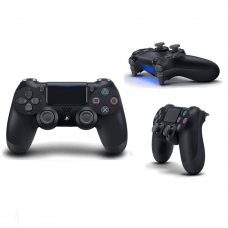 Джойстик DualShock 4 (Version 2) Black (PS4)