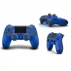 Джойстик DualShock 4 (Version 2) Wave Blue (PS4)