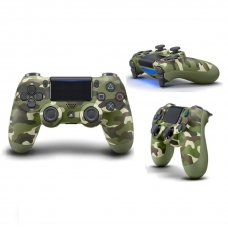 Джойстик DualShock 4 (Version 2) Green Camouflage (PS4)