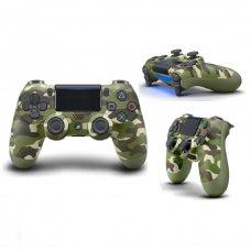 Джойстик DualShock 4 (Version 2) Green Camouflage (PS4)