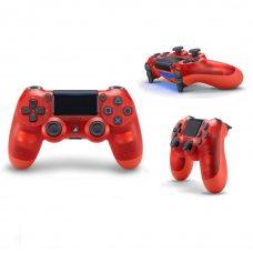 Джойстик DualShock 4 (Version 2) Crystal Red (PS4)