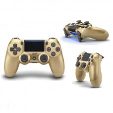 Джойстик DualShock 4 (Version 2) Gold (PS4)