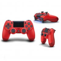 Джойстик DualShock 4 (Version 2) Magma Red (PS4)