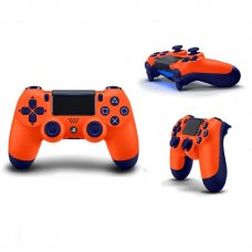 Джойстик DualShock 4 (Version 2) Sunset Orange (PS4)