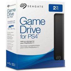 Жесткий диск Seagate Game Drive 2TB (PS4)