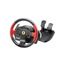 Руль Thrustmaster T150 Ferrari Wheel with Pedals (PS4)