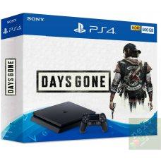Sony PlayStation 4 Slim 500GB + Days Gone