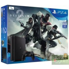 Sony PlayStation 4 Slim 1ТB + Destiny 2