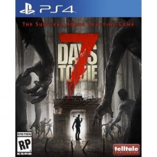 7 Days to Die (PS4) ENG