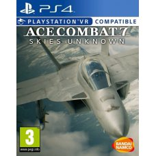 Ace Combat 7: Skies Unknown (PS4) RUS SUB