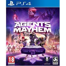 Agents of Mayhem (PS4) RUS SUB
