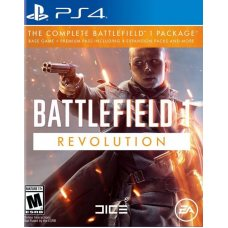 Battlefield 1. Revolution (PS4) RUS