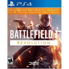 Battlefield 1. Revolution (PS4) RUS