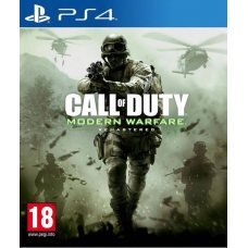 Call Of Duty Modern Warfare Remastered (PS4) RUS