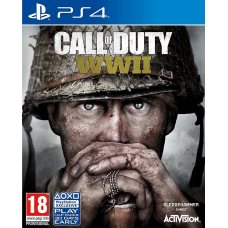 Call of Duty: WWII (PS4) RUS