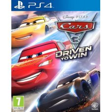 Cars 3: Driven to Win (Тачки 3: Навстречу победе) (PS4) RUS