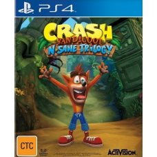 Crash Bandicoot: The N Sane Trilogy (PS4) ENG