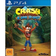 Crash Bandicoot: The N Sane Trilogy (PS4) ENG