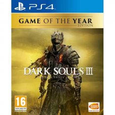 Dark Souls III: The Fire Fades Edition. Game of The Year Edition (PS4) RUS SUB