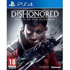 Dishonored: Death of the Outsider (PS4) RUS
