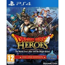 Dragon Quest Heroes 2 (PS4) ENG