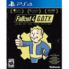 Fallout 4 Game of the Year Edition (PS4) RUS SUB