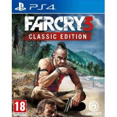 Far Cry 3 Classic Edition (PS4) RUS