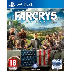 Far Cry 5 (PS4) RUS
