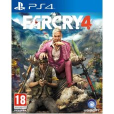 Far Cry 4 (PS4) RUS