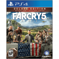 Far Cry 5. Deluxe Edition (PS4) RUS