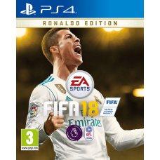 FIFA 18 Ronaldo Edition (PS4) RUS