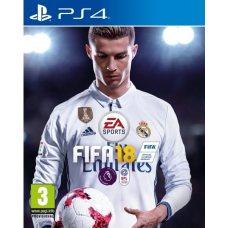 FIFA 18 (PS4) RUS