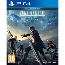 Final Fantasy XV (PS4) RUS SUB
